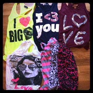 7 summer tanks